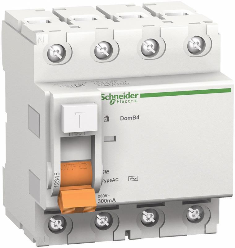 Дифференциального реле SCHNEIDER ELECTRIC ВД 63 40A 30мА 4г 11463 - PRORAB image-15