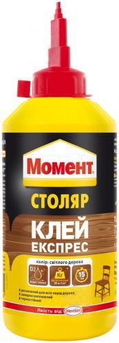Клей МОМЕНТ Столяр 750г - PRORAB image-1