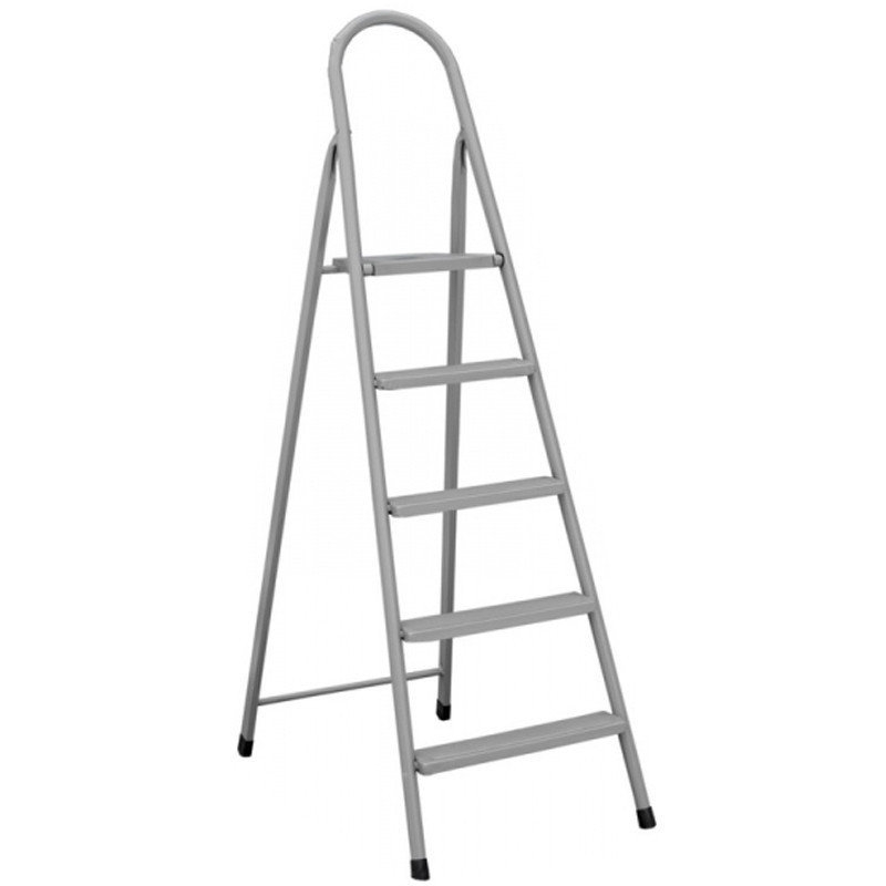 Лестница металлическая ТЕХНОЛОГ 5 ступеней - PRORAB image-1