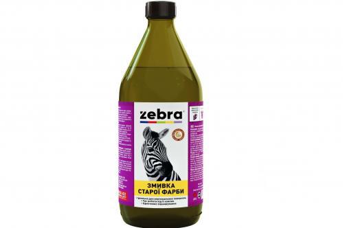 Смывка краски ZEBRA СП-6 0,53кг - PRORAB image-4