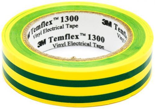 Изолента АСКО 0,13 * 19мм 10м желто-зеленая - PRORAB image-1
