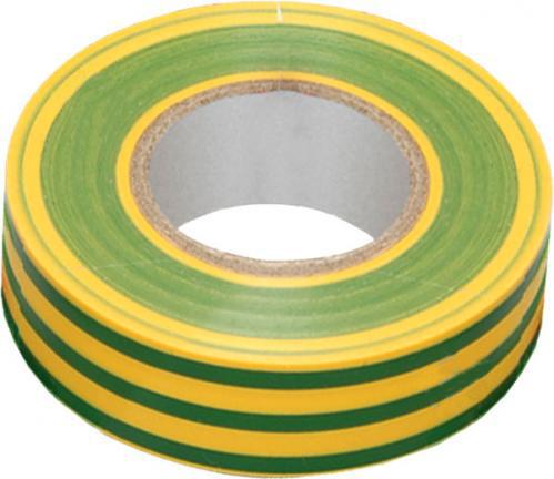 Изолента АСКО 0,13 * 19мм 20м желто-зеленая - PRORAB image-2