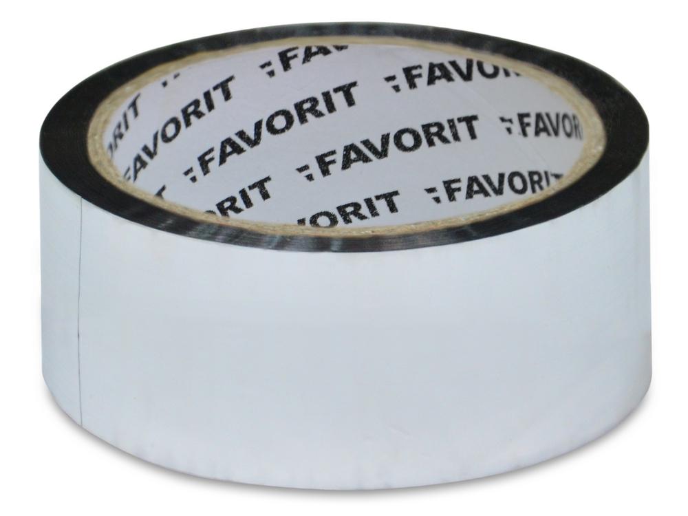 Скотч алюминиевый FAVORIT 50мм * 25м 10-509 - PRORAB image-4