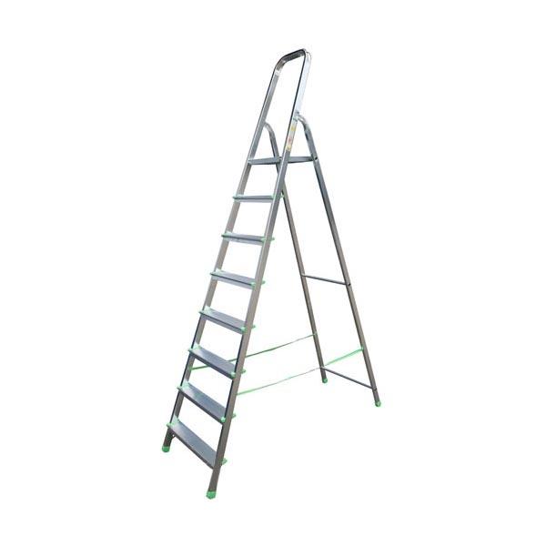 Лестница алюминиевая ITOSS 8 ступеней - PRORAB image-1