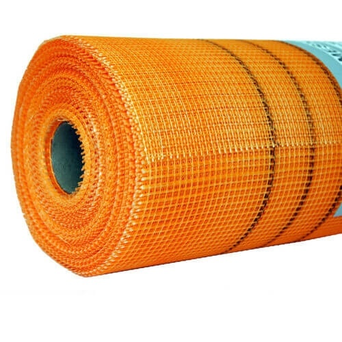 Сетка фасадная WORK'S оранжевая - PRORAB