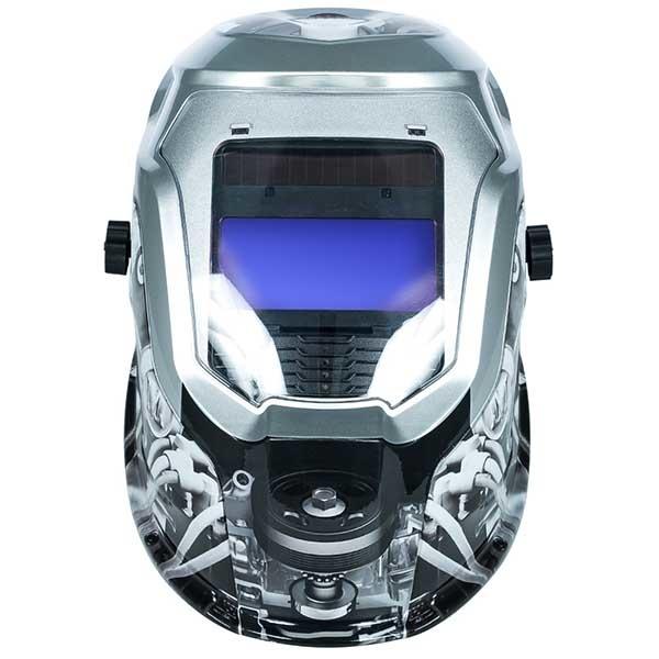 Маска сварщика VITALS Profi Engine 2500 LCD хамелеон - PRORAB image-1