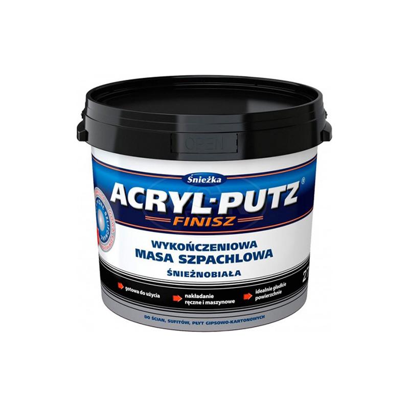 Шпаклевка SNIEZKA Acryl-Putz FS20 финиш 0,5 кг - PRORAB image-4
