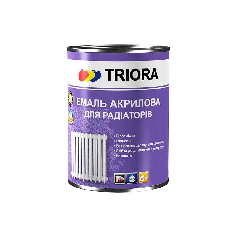 Эмаль акриловая TRIORA для радиаторов 0,4л - PRORAB image-3