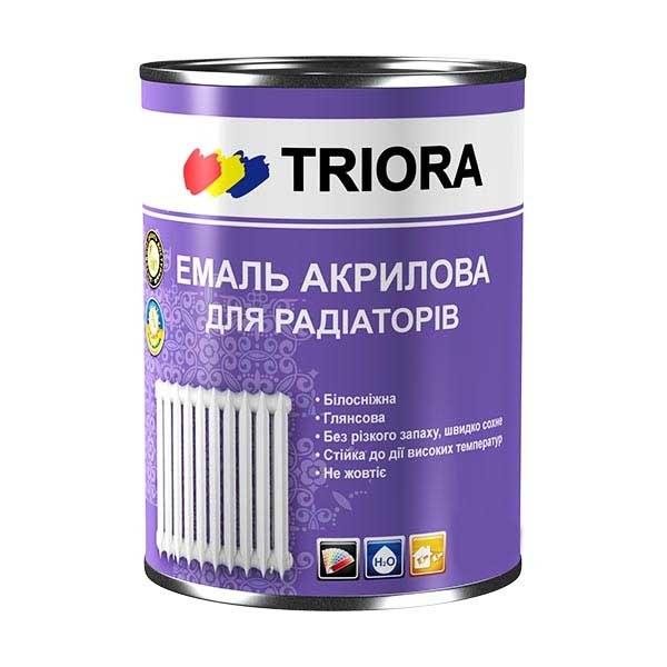 Эмаль акриловая TRIORA для радиаторов 2л - PRORAB