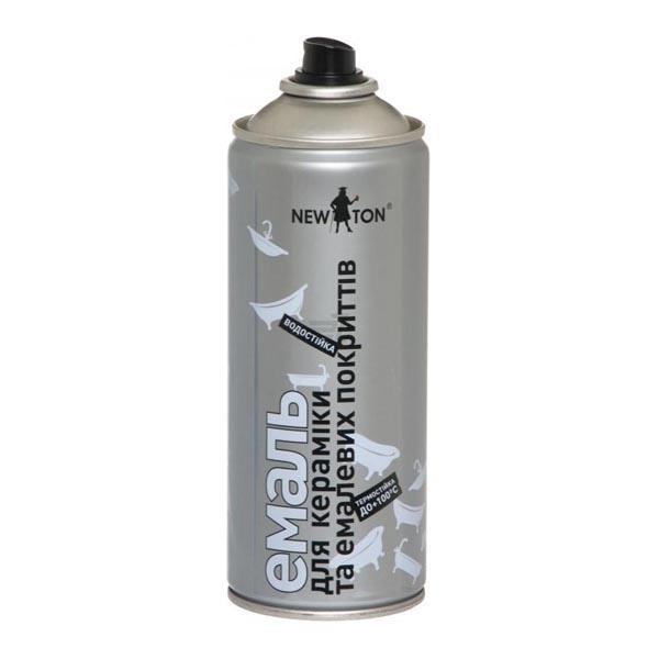 Эмаль NEWTON 400мл для керамики белая - PRORAB image-1