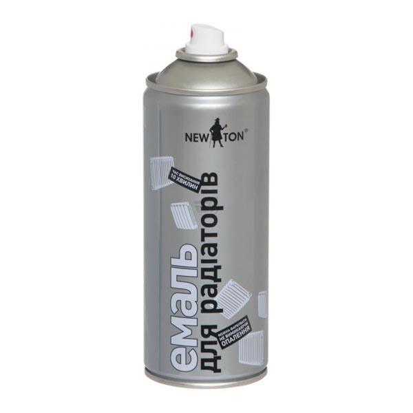 Эмаль NEWTON 400мл для радиаторов белая - PRORAB