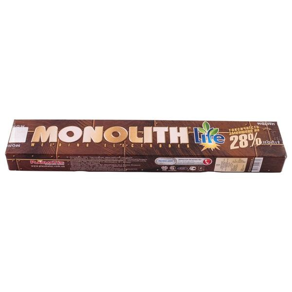 Электроды MONOLITH РЦ 3мм 0,5кг - PRORAB image-1