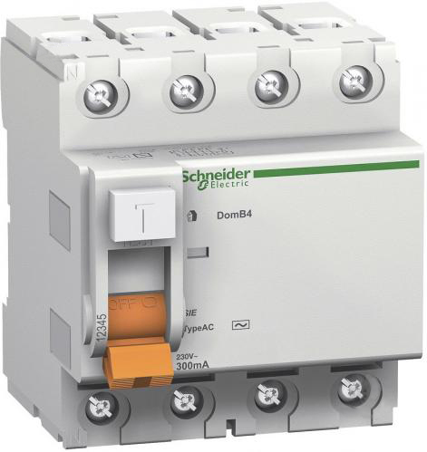 Дифференциального реле SCHNEIDER ELECTRIC ВД 63 25A 30мА 4г 11460 - PRORAB image-14