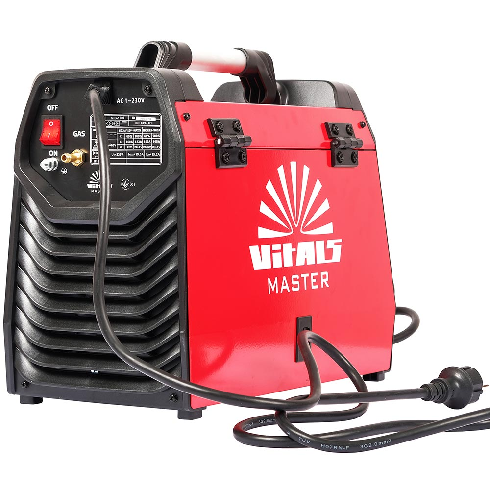 Инвертор сварочный полуавтомат VITALS Master MIG 1600 - PRORAB image-2